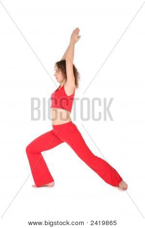 Sport Woman Training Profile