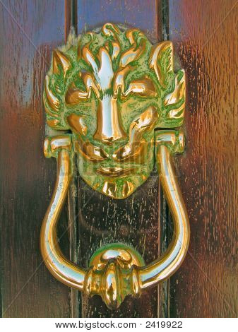 The Door Knocker