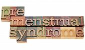 picture of pms  - premenstrual syndrome  - JPG