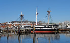 pic of uss constitution  - sailing ship named  - JPG