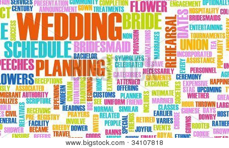 Wedding Planning and Your Big Event Planner List
