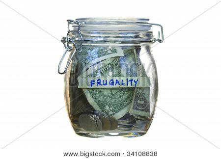 Frugality Concept