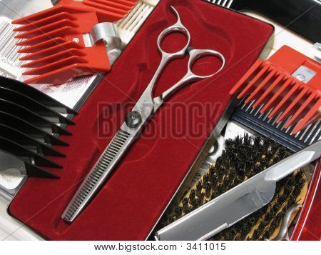 Barber Supplies
