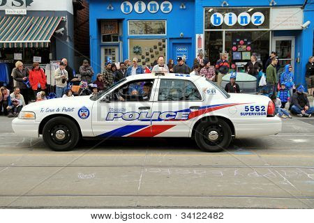 Police Vehicle