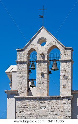 Igreja de St. Cataldo. Barletta. Puglia. Itália.
