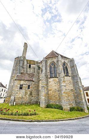 Dormelles - Church