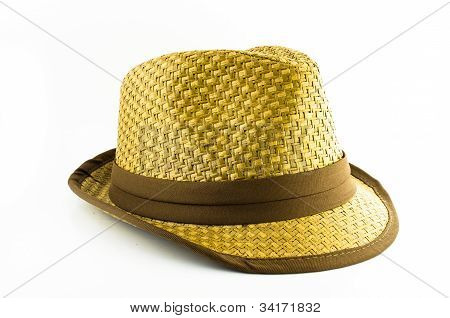 Weaving Hat