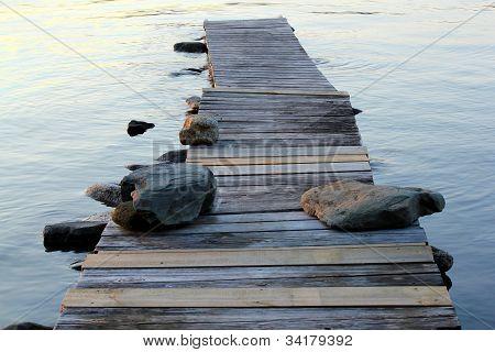 camp dock