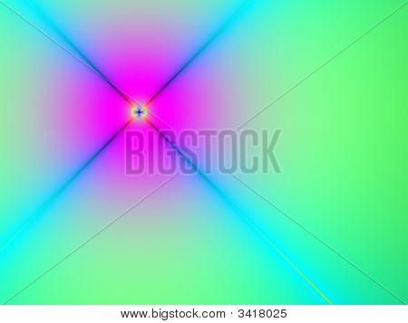 Pastel Star Fractal