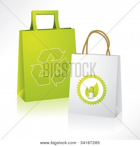 Bio And Eco Paperbags