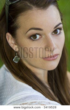 Beautiful Brunette