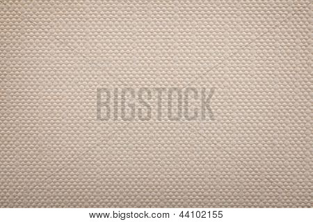 Unbleached Woven Fabric Texture