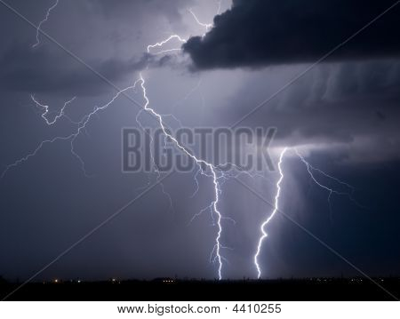 Airpark Lightning