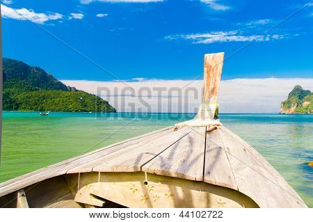 Seascape Serenity Lagoon Landscape