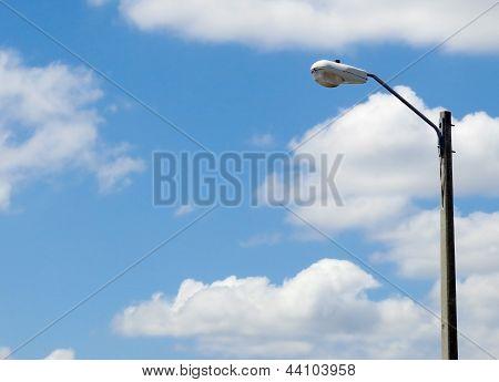 Street Light And Pole
