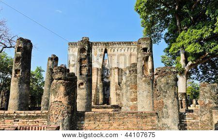 Sukhothai Historic Park, Thailand