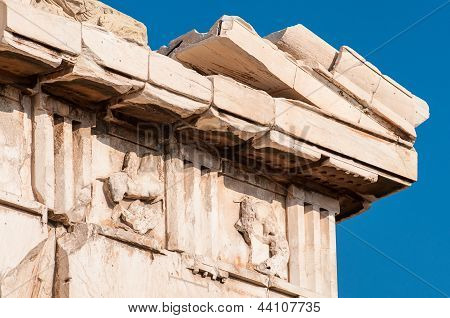Art Of Parthenon