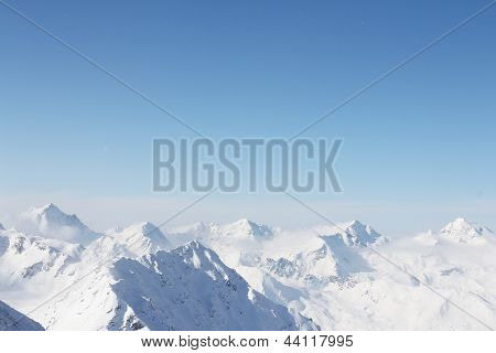 Peaks Of Mountains