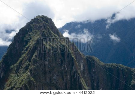temple of the moon machu picchu