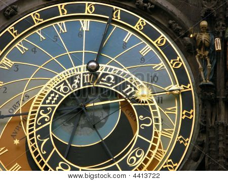 Astronomical Clocks, Prague