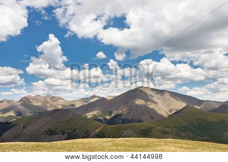 San Luis Peak, Rocky Mountains