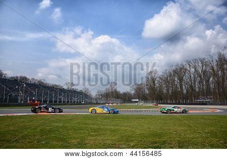 Ferrari Challenge Trofeo Pirelli Coppa Shell: Qualifing