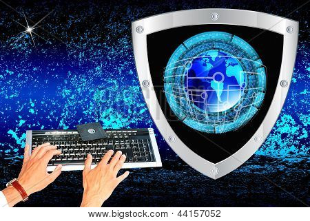 Cybersecurity.Safety Internet