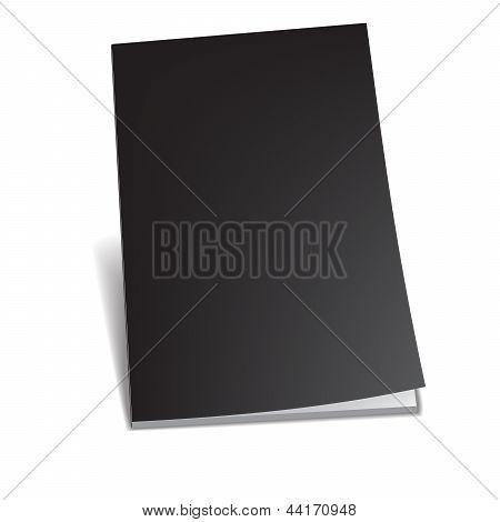 Empty brochure
