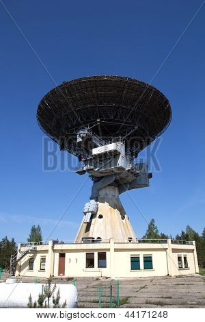 Radio Telescope Antenna.irbene, Latvia