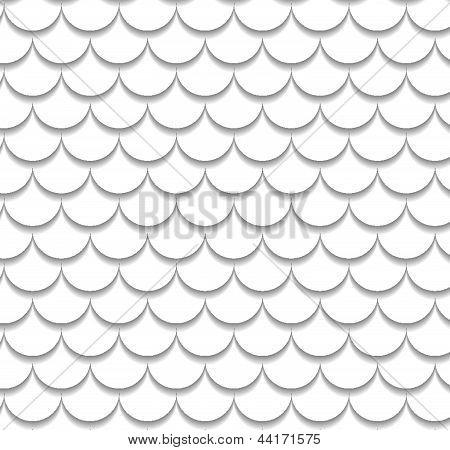 Fish skin pattern