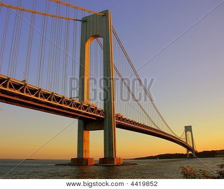 Verranzano Narrows Bridge