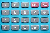 Calculator Buttons