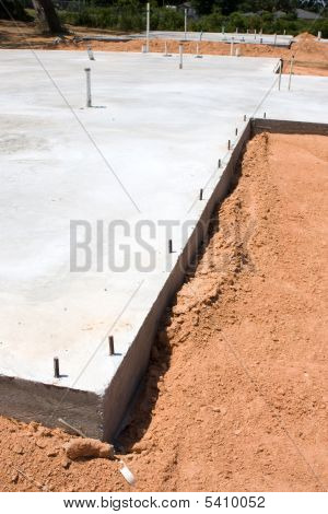 Construction Slab