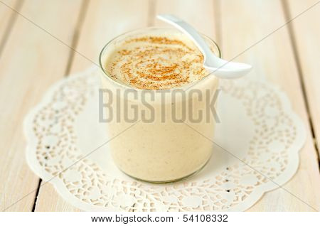 Breakfast In A Glass, Banana Smoothie