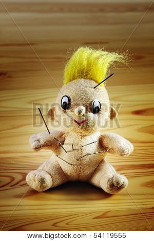 Needles In A Rag Doll