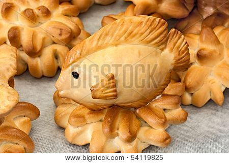 Fish Of Bread