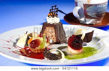 The Mini Desserts