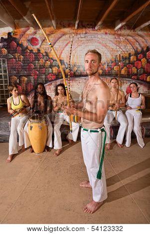 European Capoeira Musician