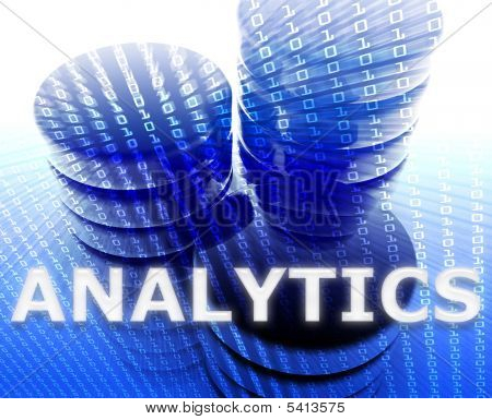 Data Analytics Illustration