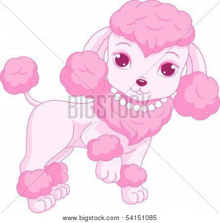 Pink Poodle.eps
