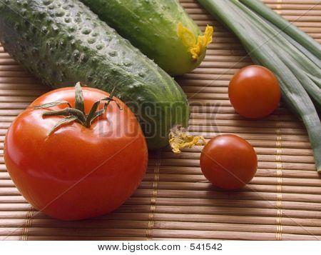 Fresh Vegetables Viii