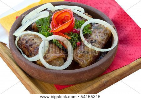 Meat With Onion