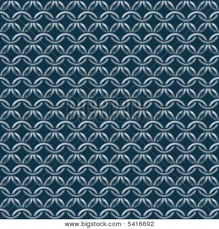 Chain Mail Seamless Wallpaper