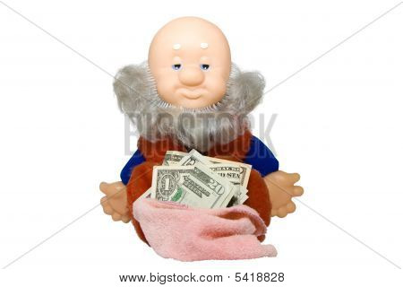 Wealthy Gnome
