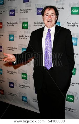 NEW YORK-NOV 18; Actor Richard Kind attends the CSA 29th Annual Artios Awards ceremony at the XL Nightclub on November 18, 2013 in New York City.