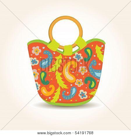 Summer Woman Bag