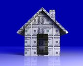 stock photo of amortization  - 3D Illustration - JPG