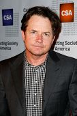 NEW YORK-NOV 18; Actor Michael J. Fox attends the CSA 29th Annual Artios Awards ceremony at the XL N