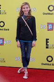 LOS ANGELES - NOV 17:  G Hannelius at the P.S. Arts Express Yourself 2013 at Barker Hanger on Novemb