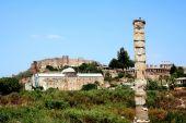 foto of artemis  - Antiquity greek city  - JPG